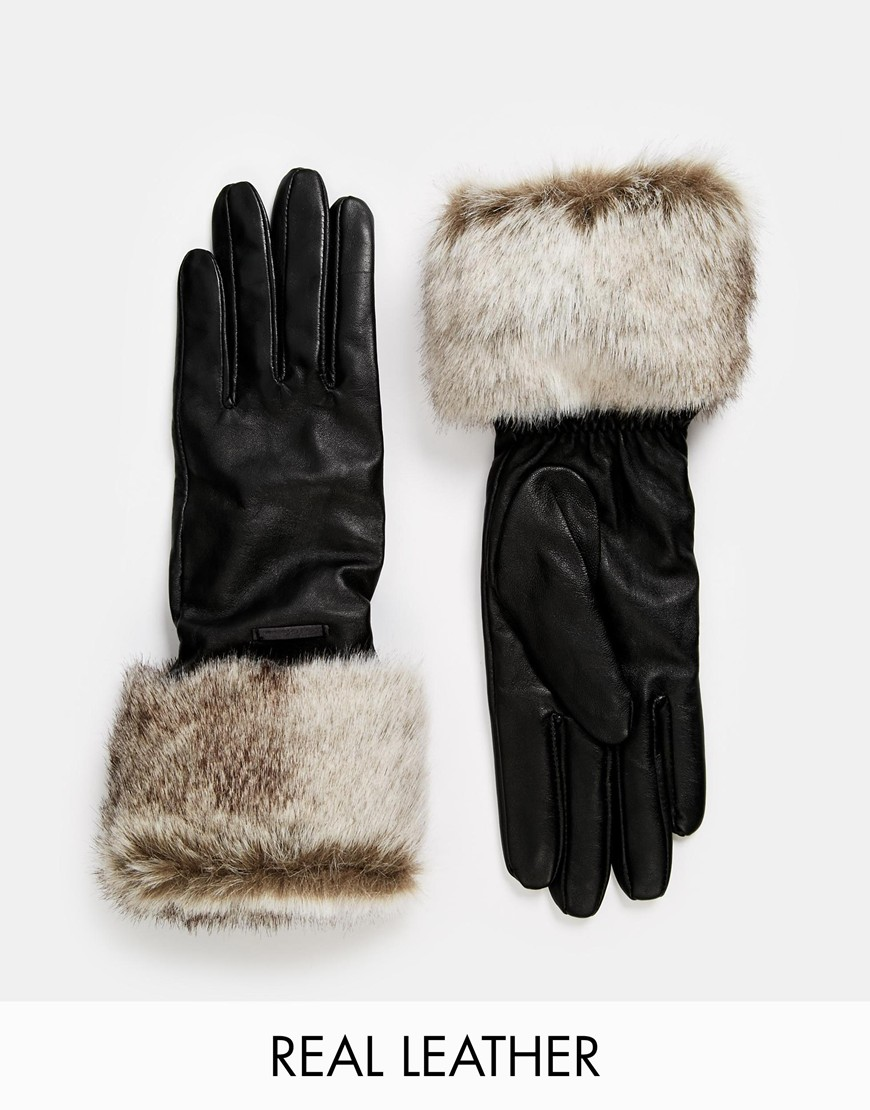 Barts Kahlo Leather Gloves