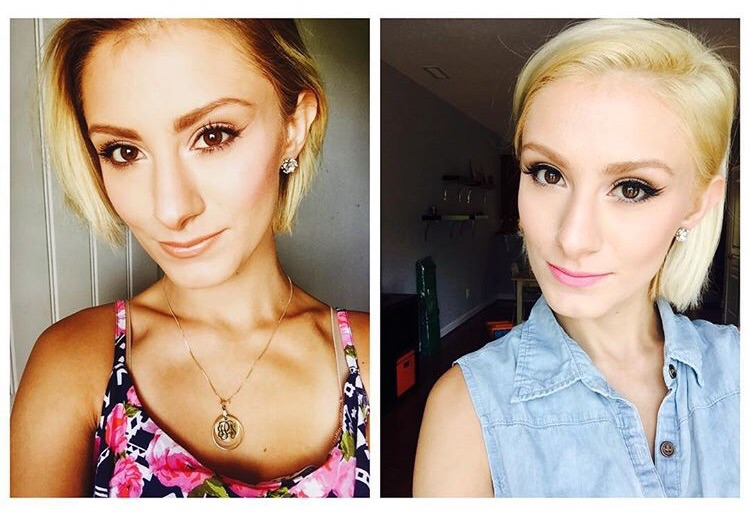 My latest video on hair bleaching and toning with inexpensive products.