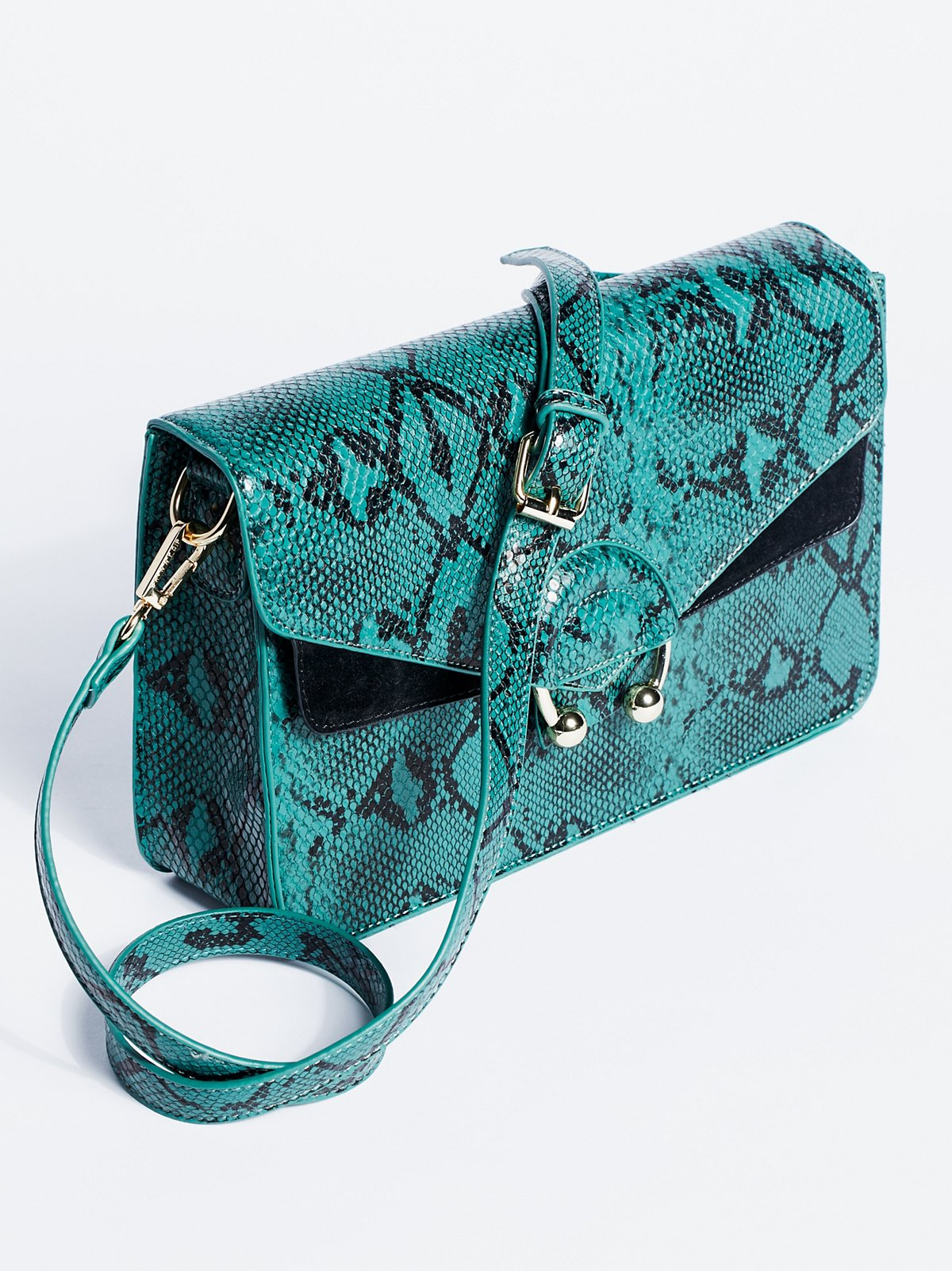 Vegan Snake Skin Bag from Free People