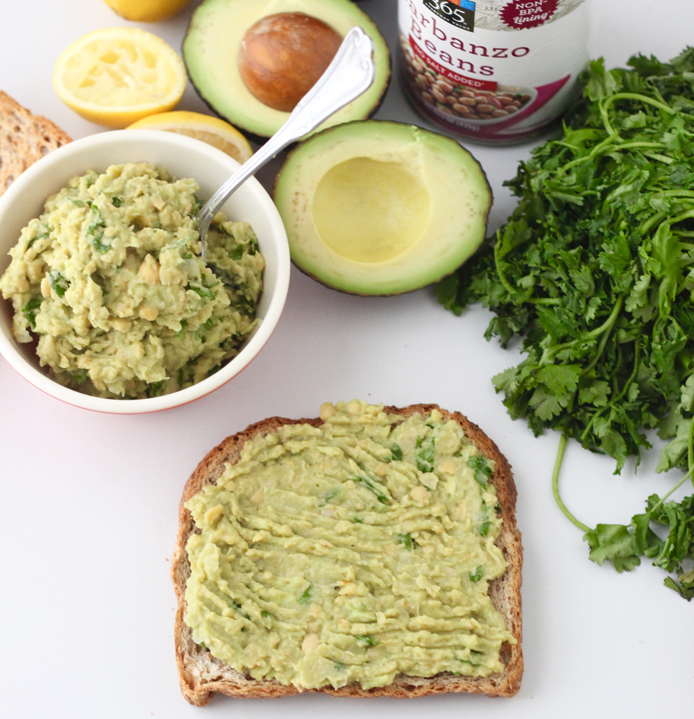 Meatless Monday: Avocado Toast With a Twist