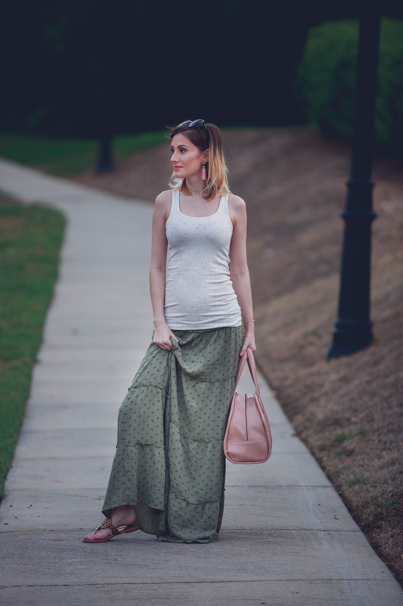 Maxi Skirt Summer Vibes