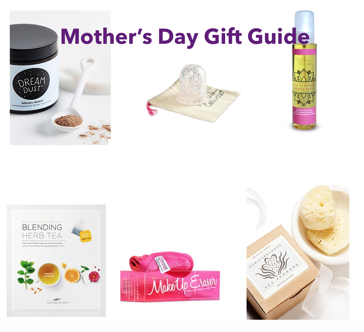 Unique Mother's Day Gift Guide on Linn Style Fashion Blog by Jessica Linn