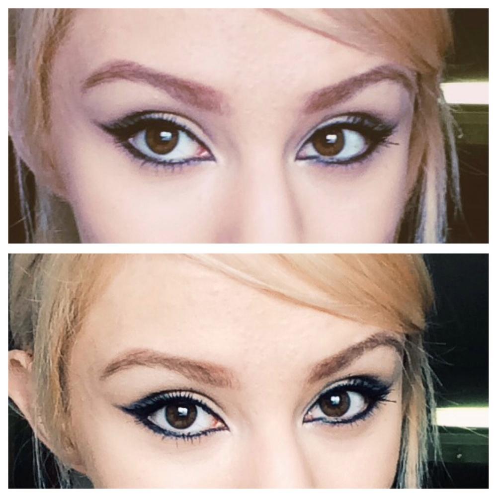 Audrey Hepburn Eye Makeup Linn Style