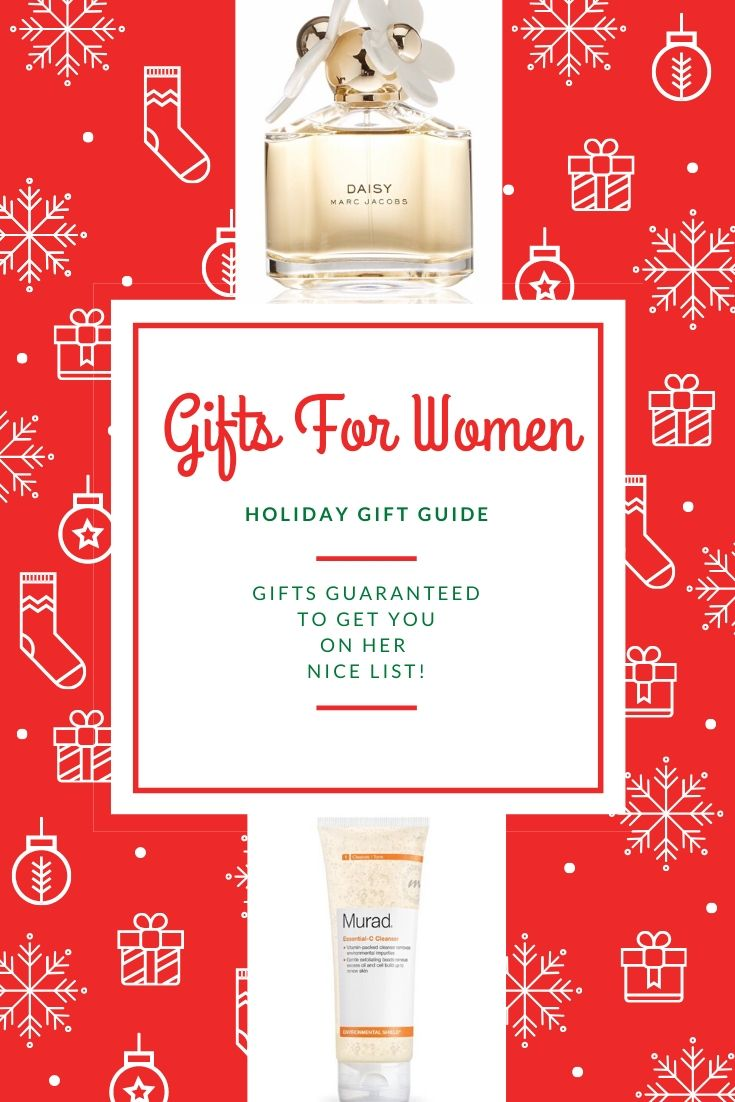 Gifts For Her: Inexpensive Gift Guide For The Women In Your Life