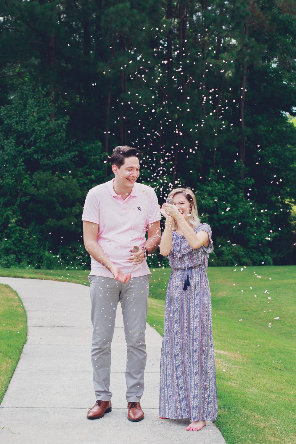 It's A….. (Gender Reveal Photos)!!!