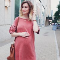 Jessica Linn lifestyle and fashion blogger in North Carolina