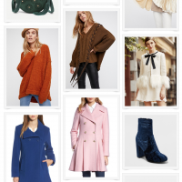 Fall Wish List | Top fall and winter pieces that you need to stay warm and stylish this season. Fall Fashion Winter Fashion