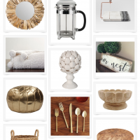 Top Christmas gifts for the home. Best home decor and furnishing gifts.
