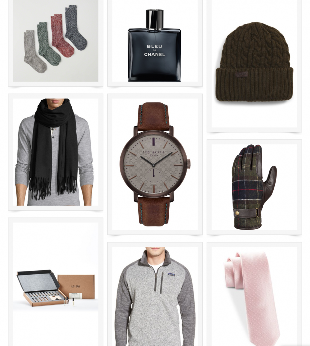 Trendy Christmas Gifts For Men