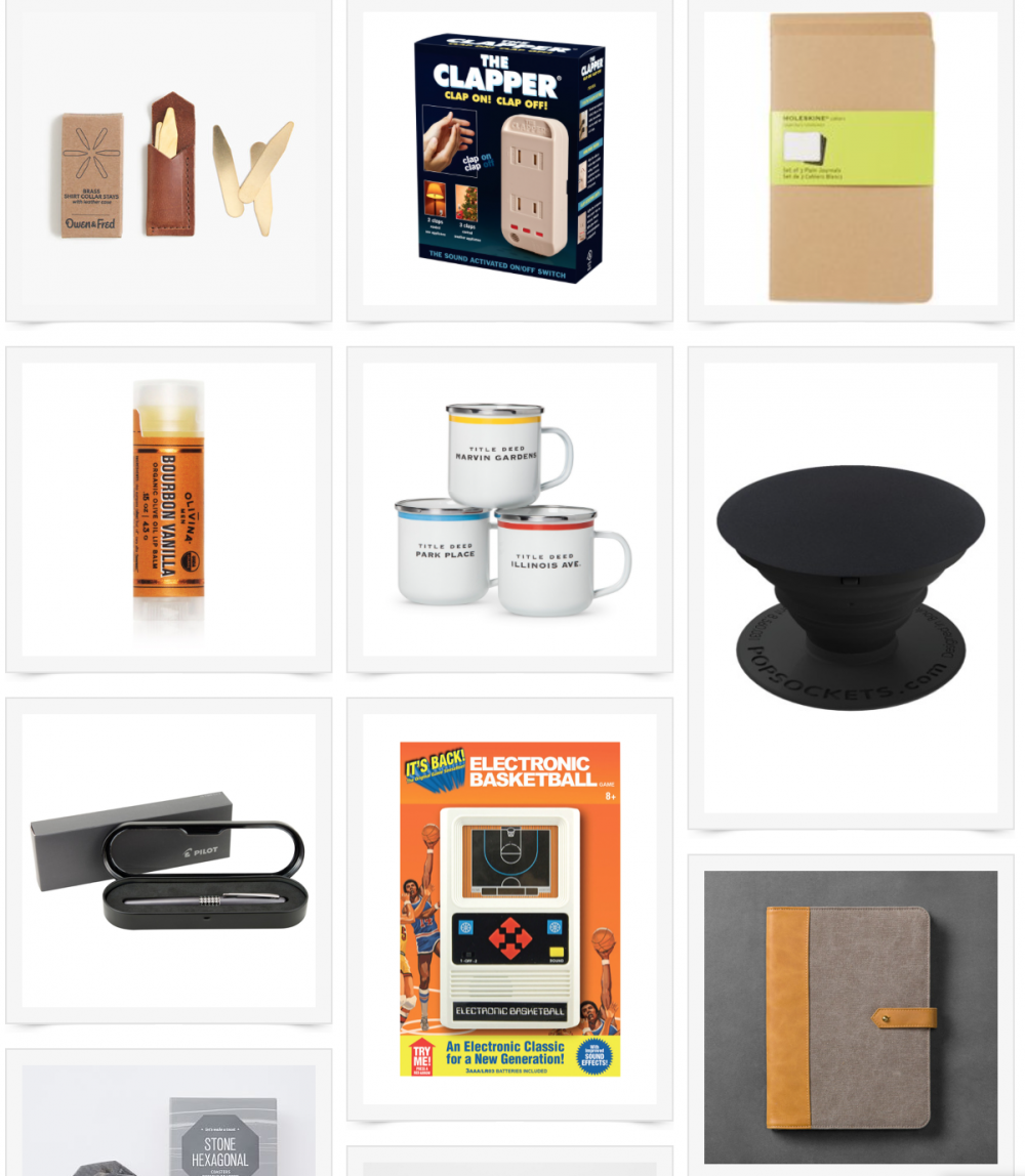 Stocking Stuffers For Him | Gifts Under $30