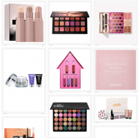 Best Makeup, skincare, and all things beauty gift guide. Makeup sets, skincare packages, etc. Christmas Gift Ideas for Beauty and Makeup Lovers