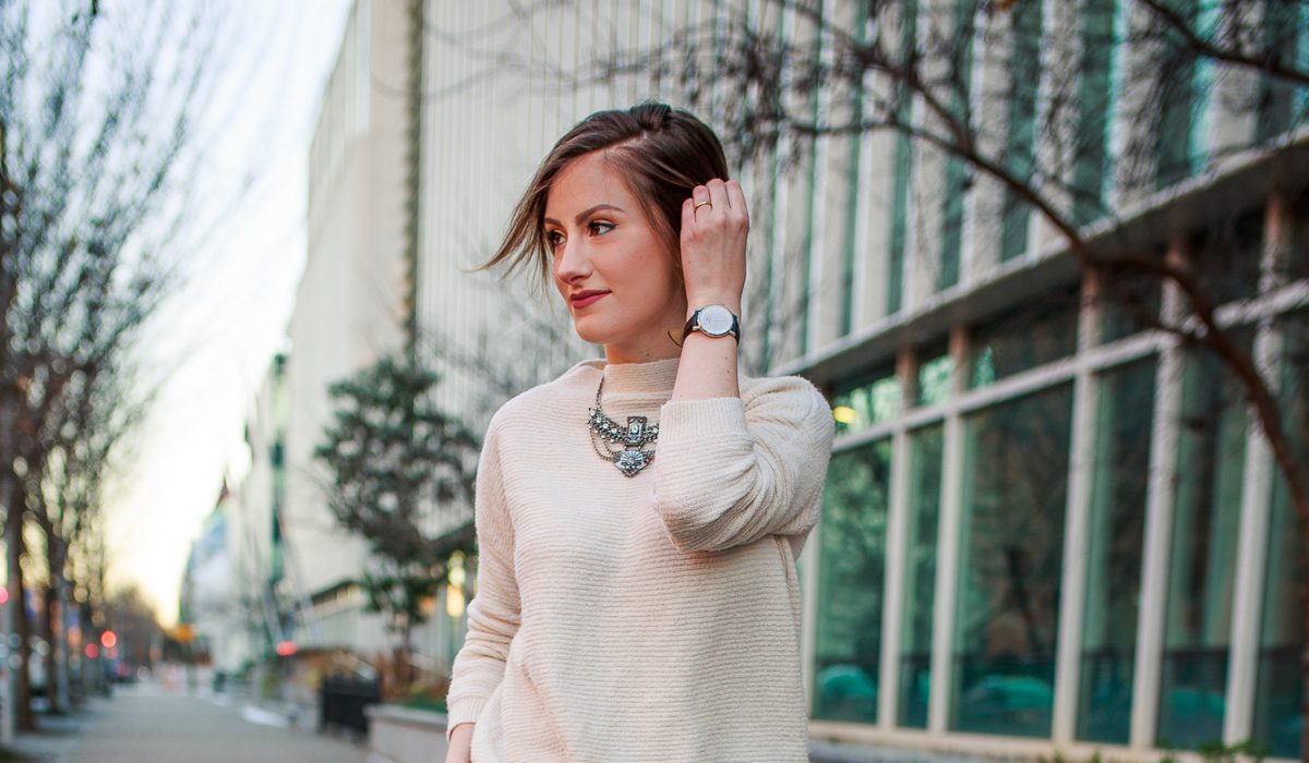 North Carolina lifestyle and fashion blogger Jessica Linn