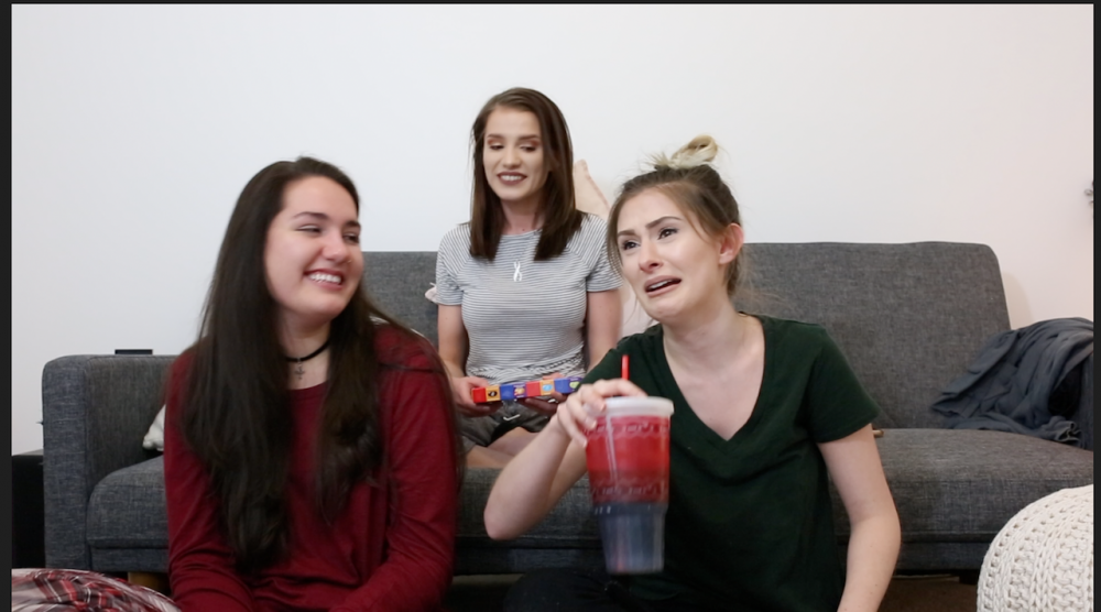 Funny Bean Boozled Challenge- They Taste Exactly Like What They Say!