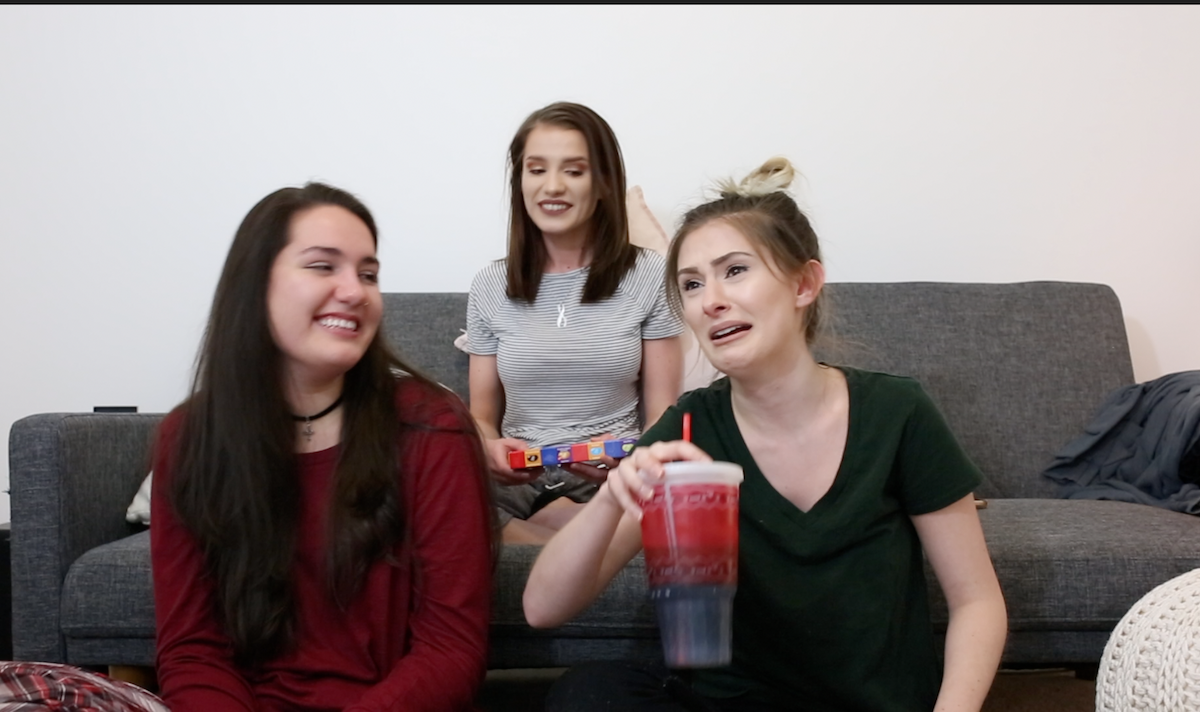 Funny Bean Boozled Challenge- Jelly Belly