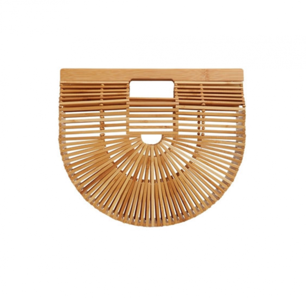 The Summer Bag Trend Everyone is Wearing! Bamboo Wicker Bags