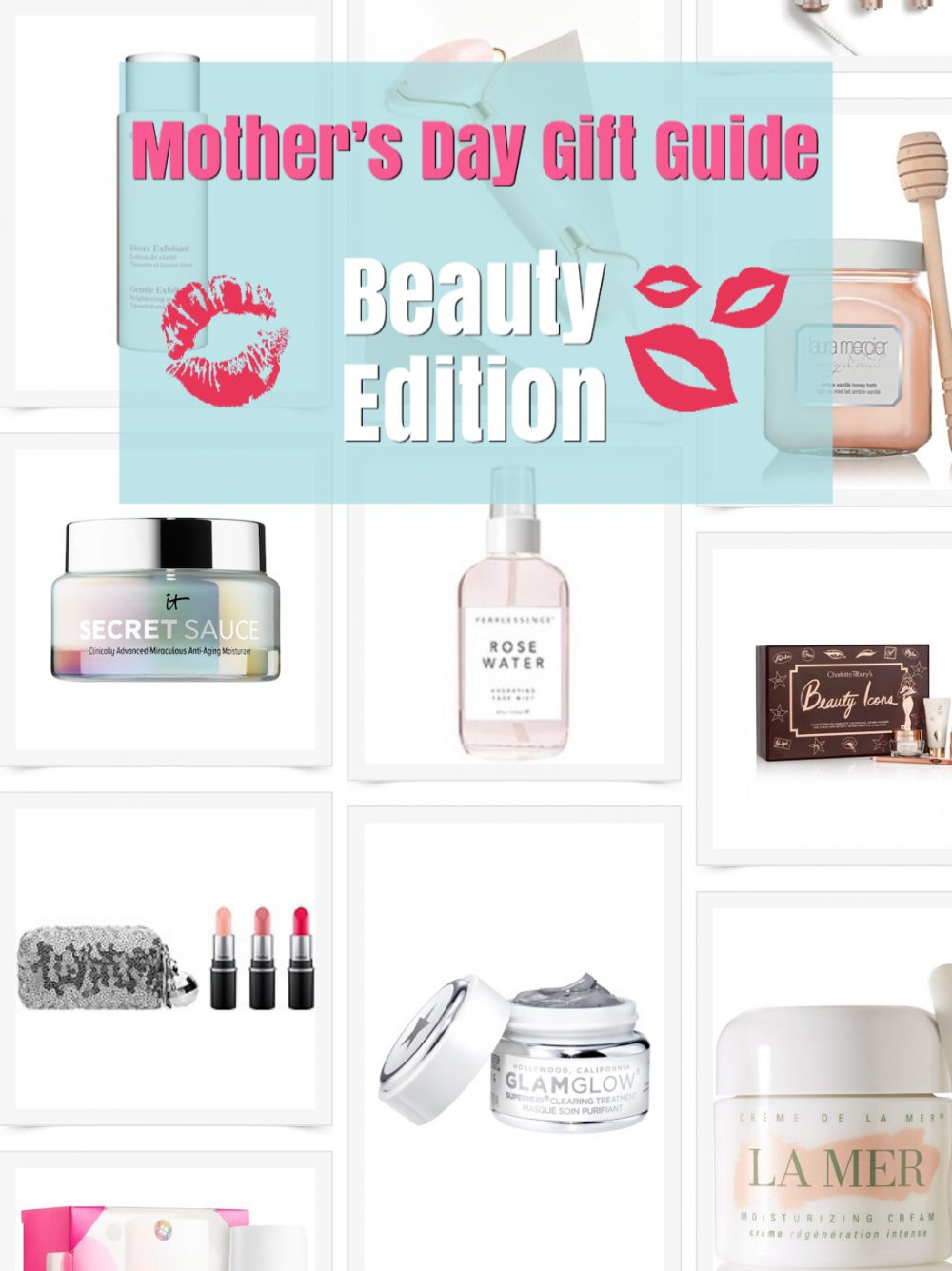 Mother's Day Gift Ideas For The Beauty Guru Moms & Glam-mas