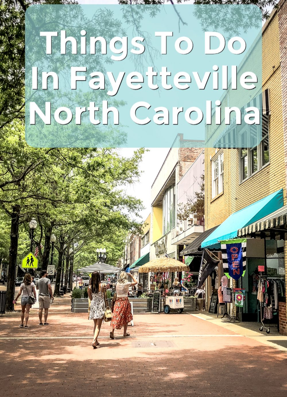 Things To Do In Fayetteville North Carolina