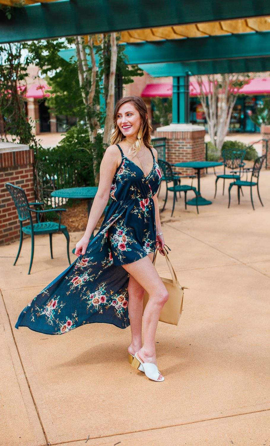 Maxi Romper Dress | Shorts With A Skirt!