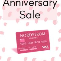 What is the Nordstrom Anniversary Sale? When is The Nordstrom Anniversary Sale? The sale is a two week period of incredible discounts on new summer and fall products! Early access is July 11th- July 19th and public access is July 20th-August 5th.