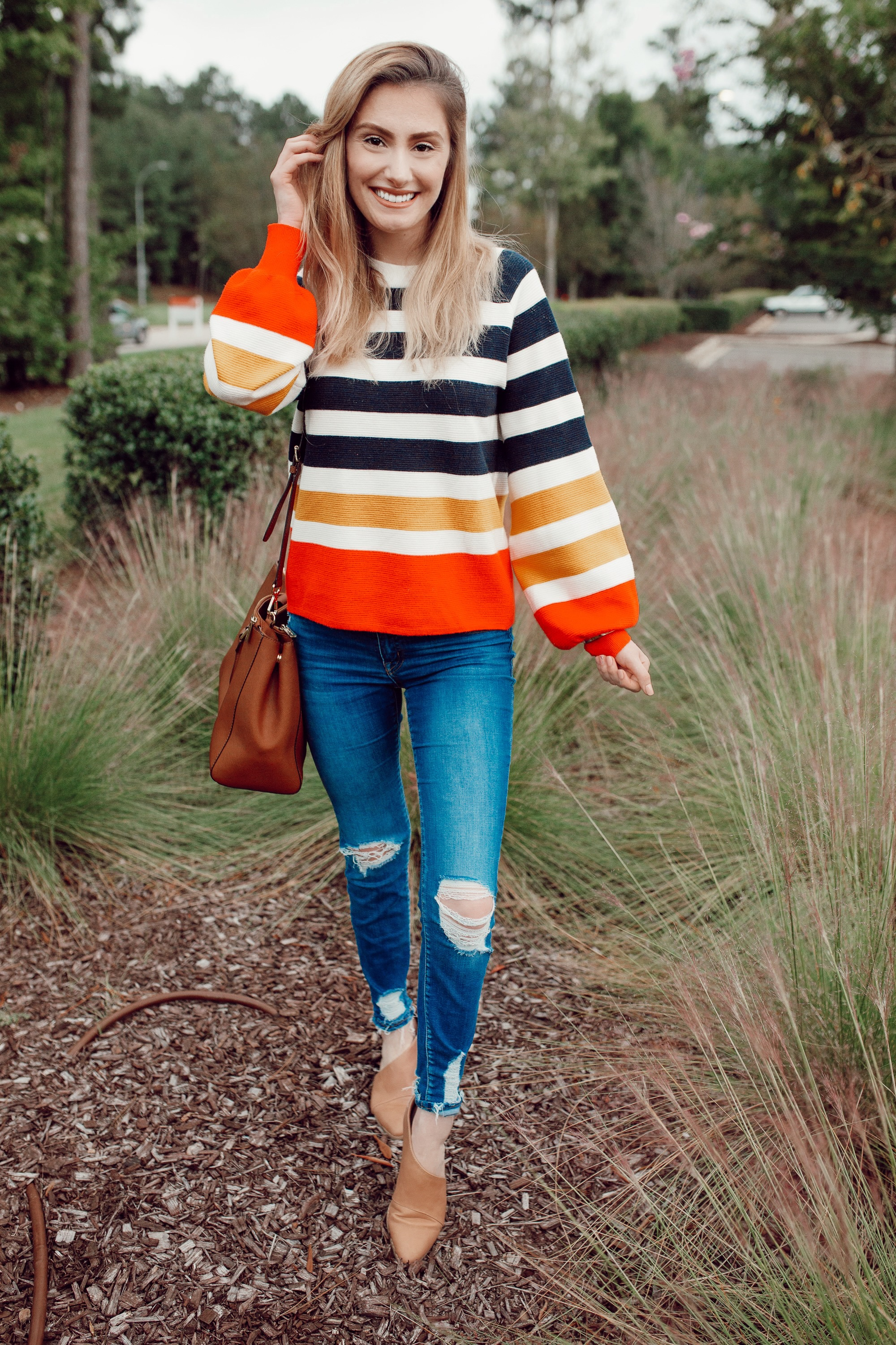 Trendy Women's Sweaters 2018 | Fall & Winter Sweaters Under $100 by North Carolina fashion and lifestyle blogger Jessica Linn