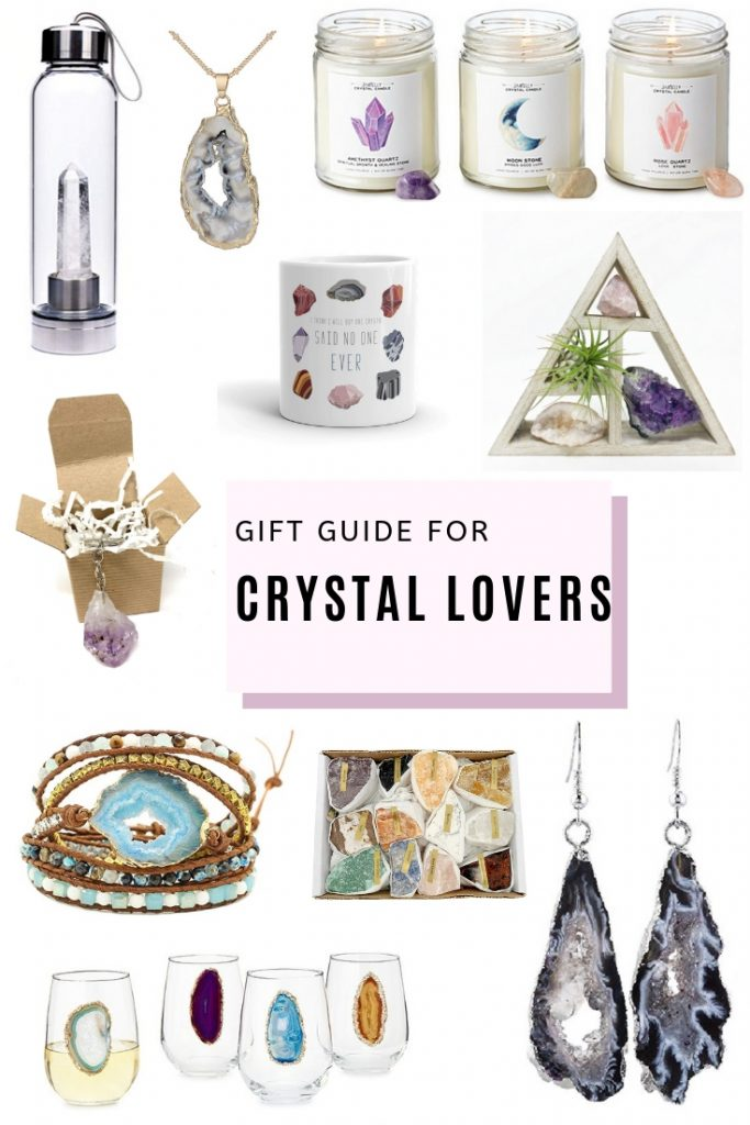 Gift Ideas For Crystal Lovers