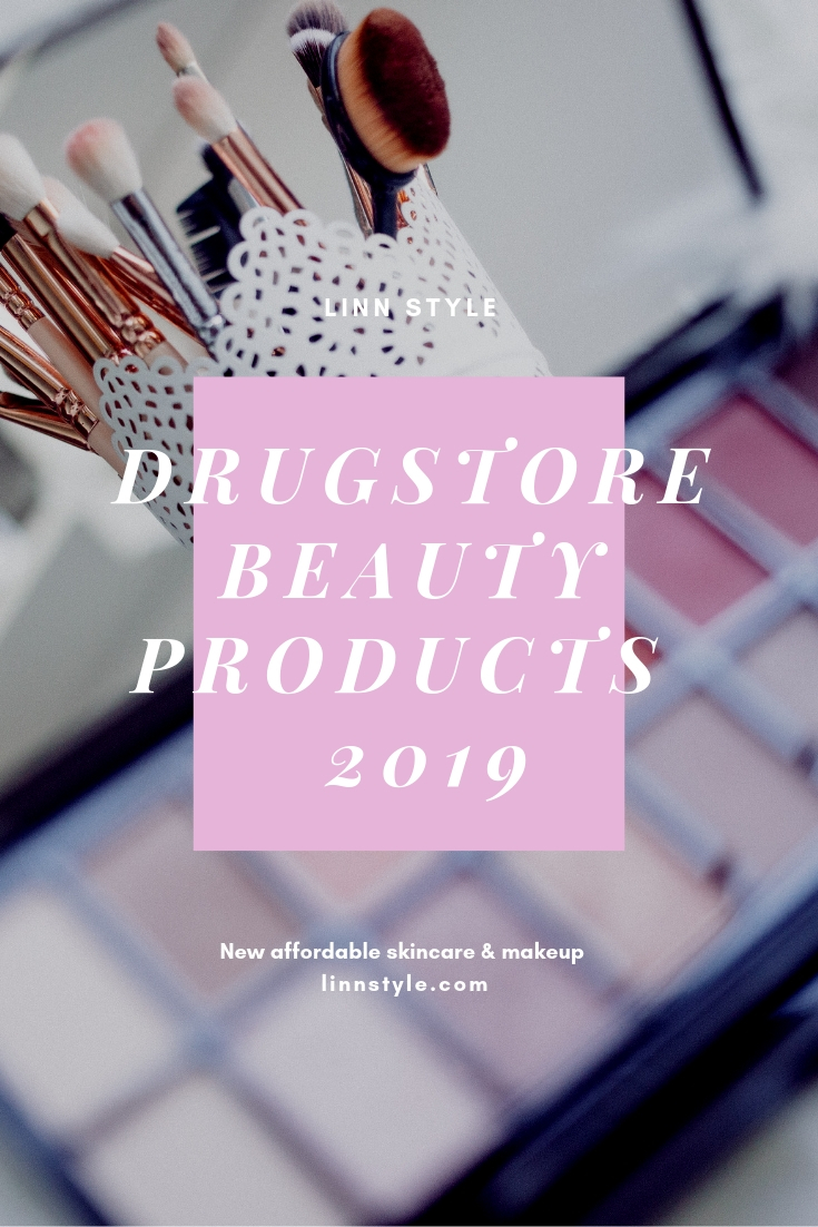 New Drugstore Beauty Products To Try In 2019. Linn Style by Jessica Linn.