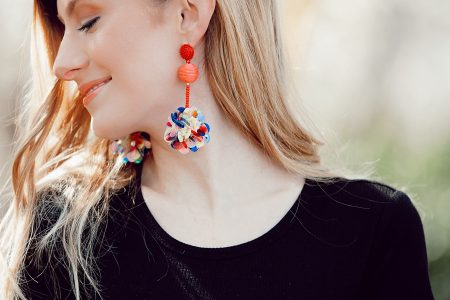 Statement Earrings Under $10 | Spring & Summer Earrings