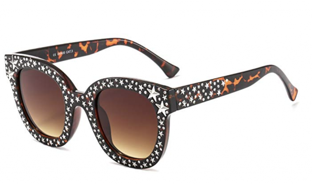 Amazon Fashion Finds | All $20 Or Less $10 Star sunglasses on Amazon