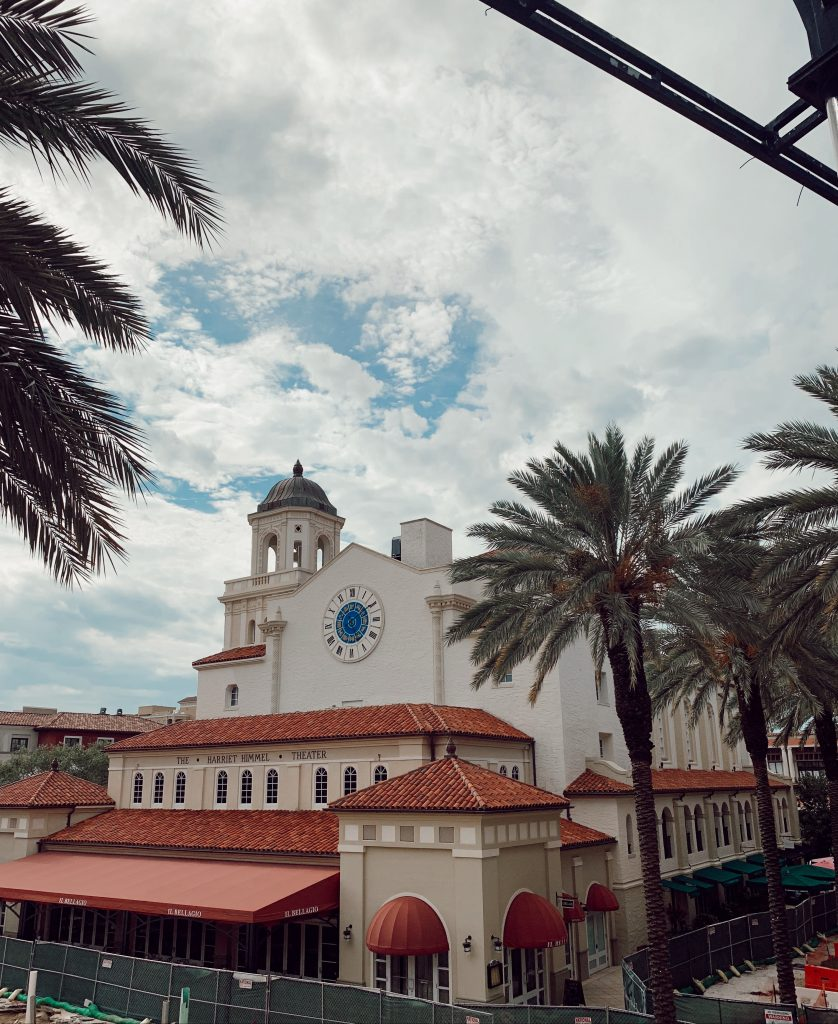 Things To Do In Jupiter Florida: City Place Rosemary Square