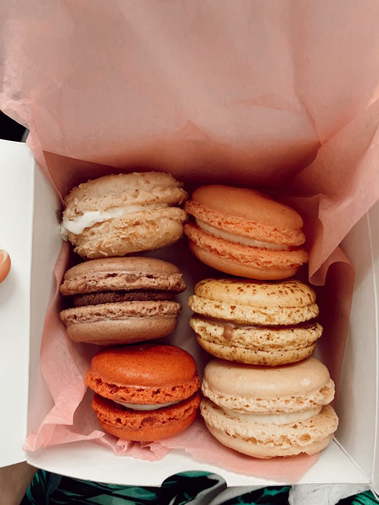 Where To Eat in Jupiter Florida: Le Macaron City Place