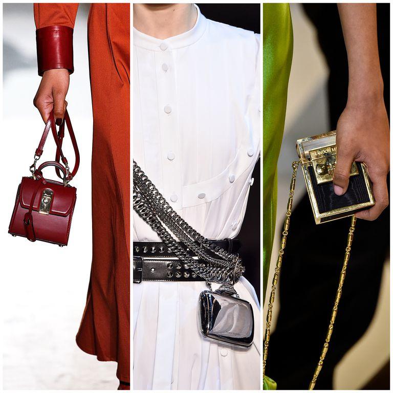 Salvatore Ferragamo, Alexander McQueen, Brandon Maxwell The Best Fall 2019 Fashion Trends