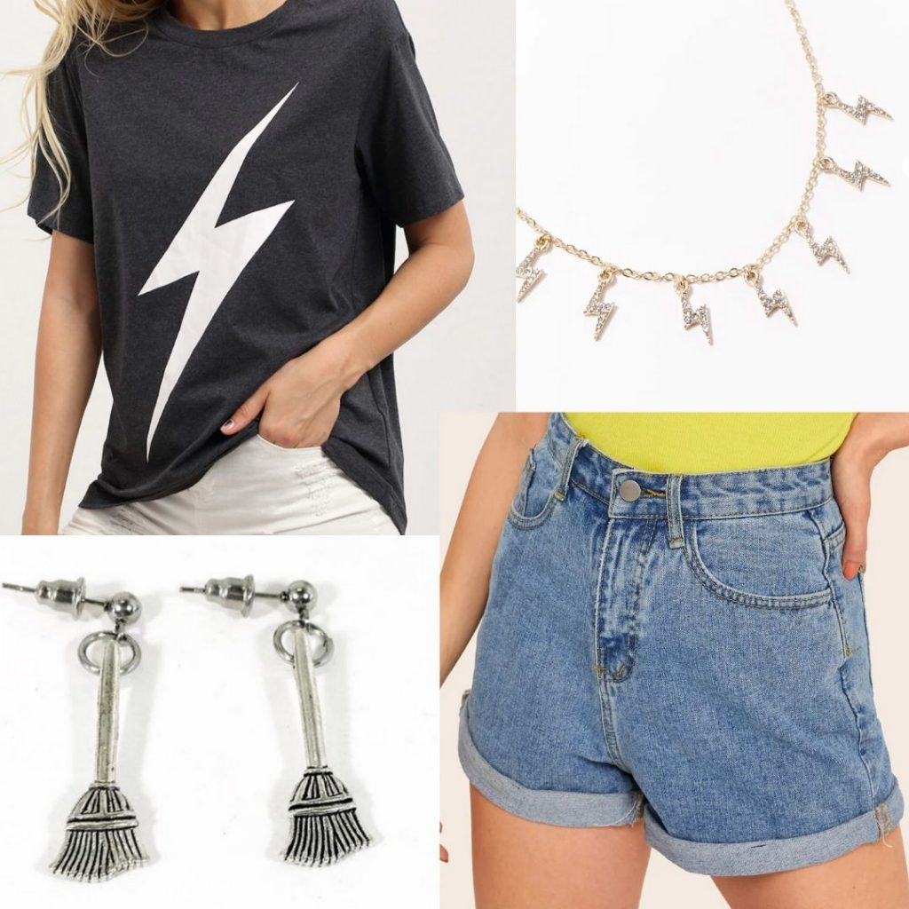 If Vines Were Outfits | Outfits Inspired By My Favorite Vines by lifestyle blogger Jessica Linn. Electrocuted broom