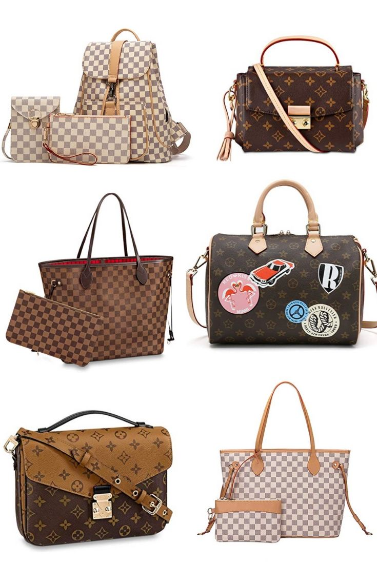 Louis Vuitton Designer Dupes on Amazon by Jessica Linn Linn Style