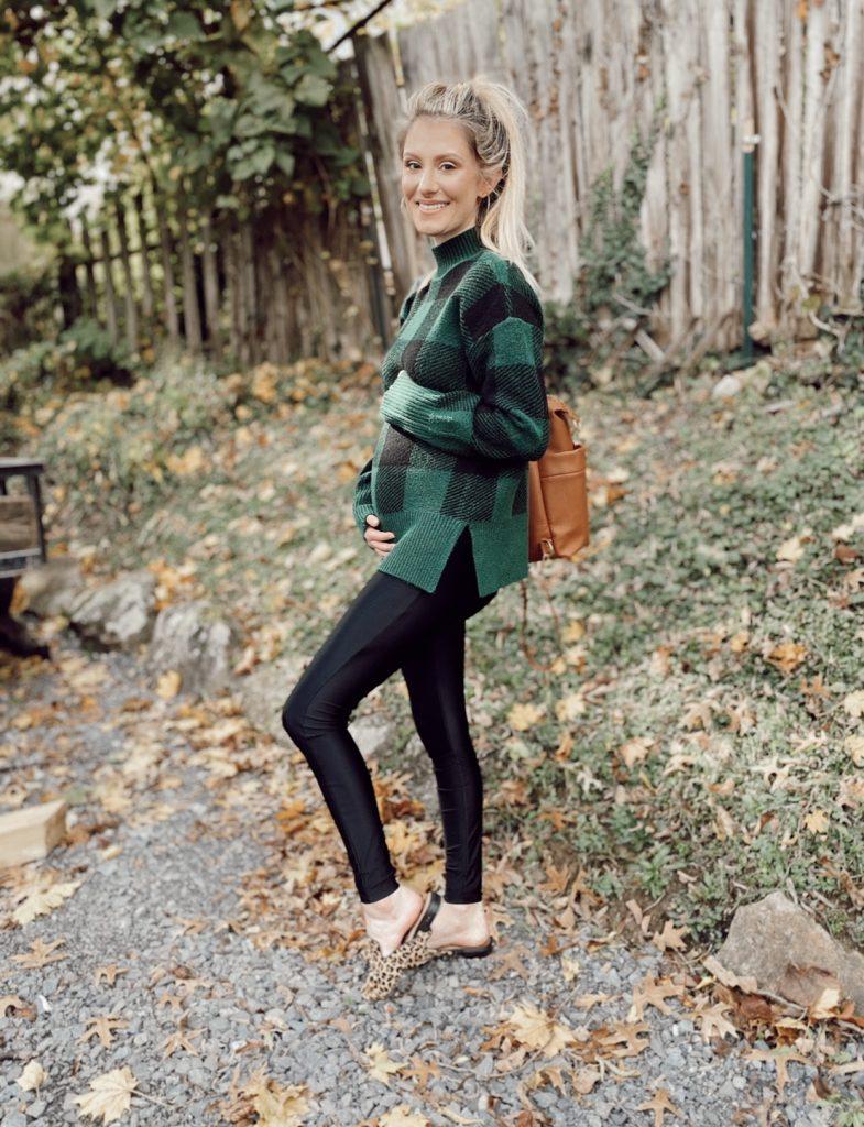 Jessica Linn Pregnancy Fashion | Maternity Style