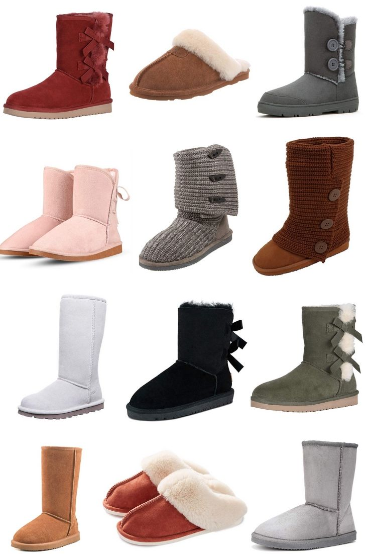 UGG Affordable Alternatives | Cozy & Comfy For Cheap!