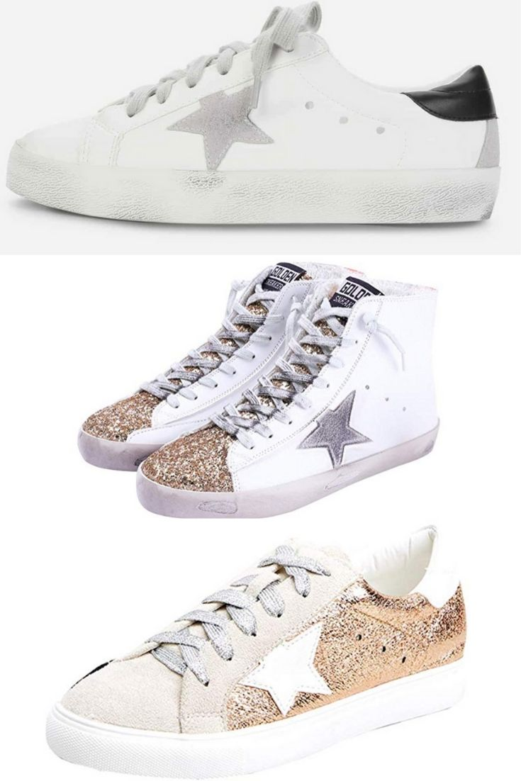 Golden Goose Sneaker Dupes by Jessica Linn