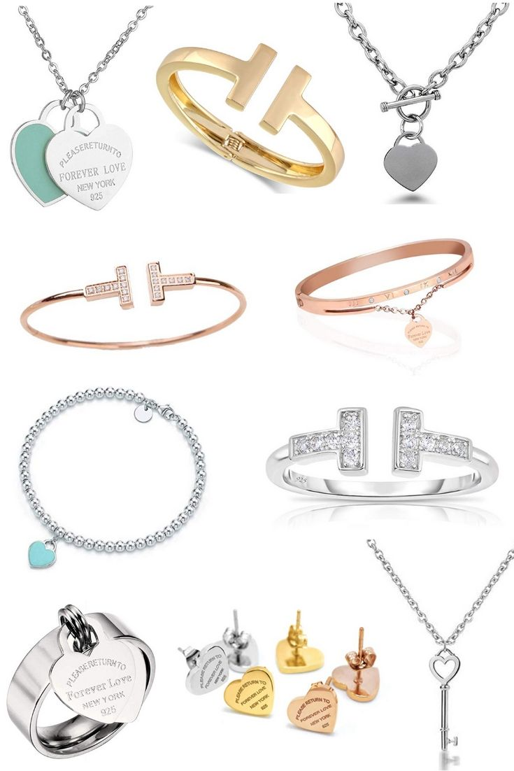 Tiffany Jewelry Dupes on Amazon | Linn Style by Jessica Linn
