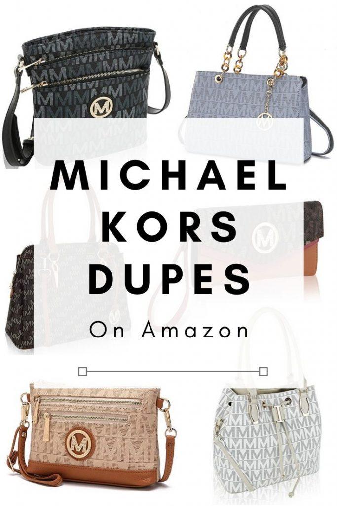 Michael Kors Dupes on Amazon by Jessica Linn of Linn Style