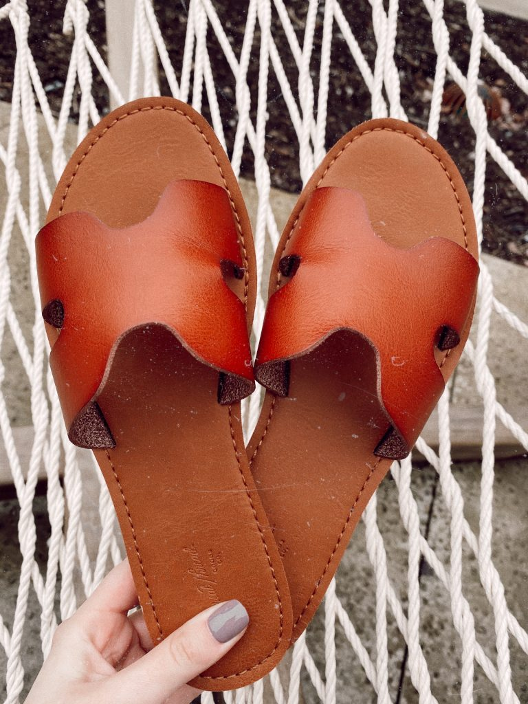 Hermes Oran Sandal Alternative by Jessica Linn