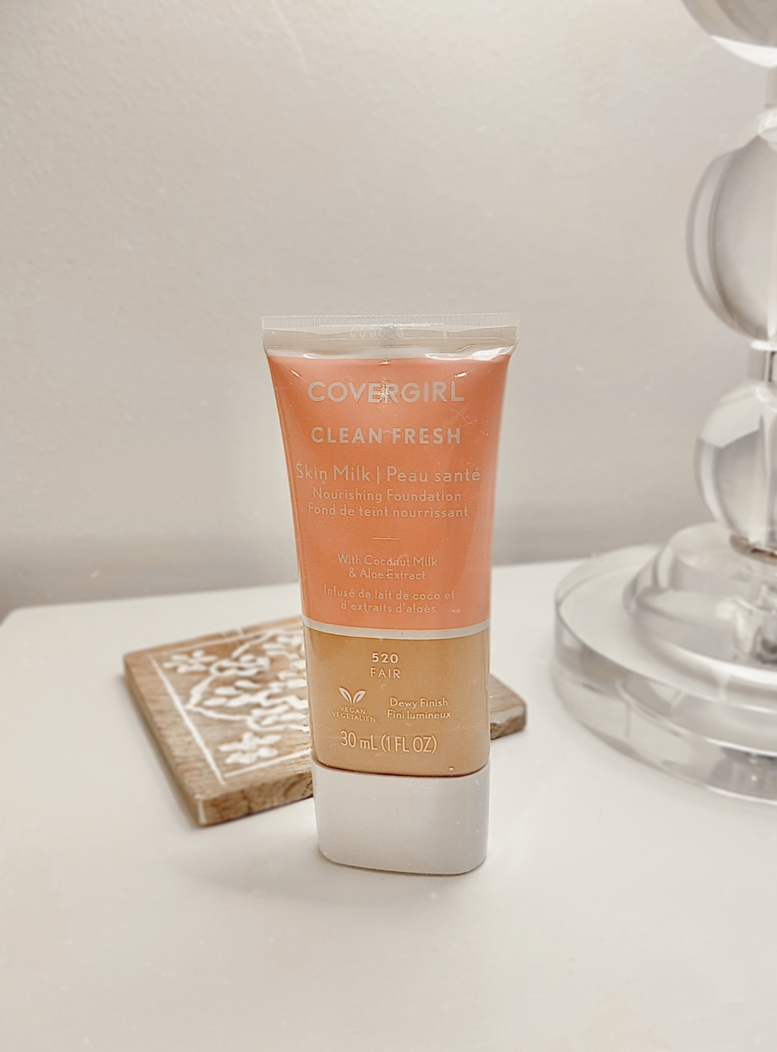 CoverGirl Clean Fresh Skin Milk Foundation Review by Jessica Linn