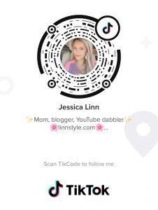 Jessica Linn on TikTok @linnstyle