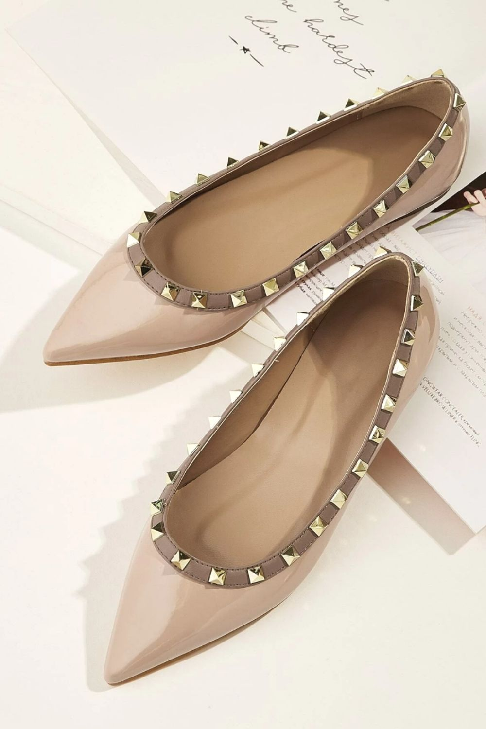 Valentino Rockstud Shoe Dupes | Linn Style by Jessica Linn