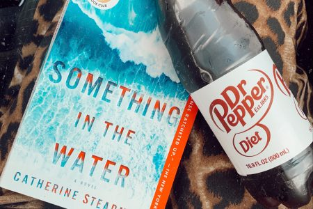 Book Review | Something In The Water by Catherine Steadman Linn Style by lifestyle blogger Jessica Linn