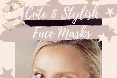 Cute & Stylish Face Masks | Linn Style by Jessica Linn
