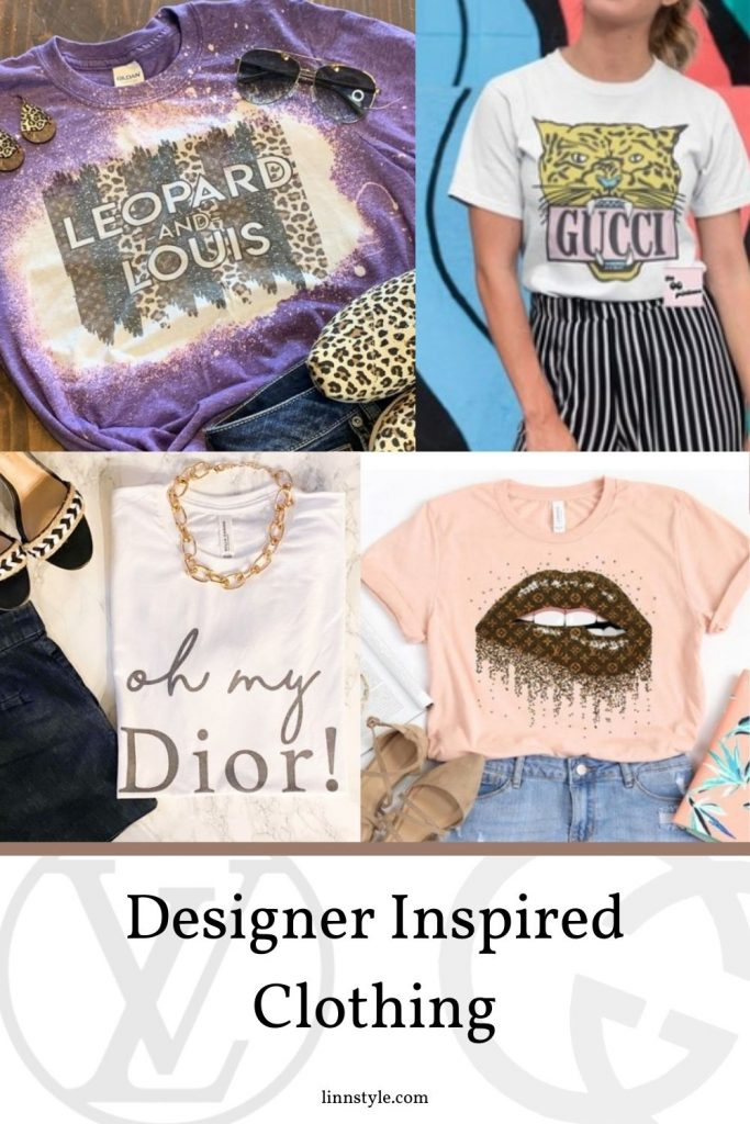 Designer Inspired Clothing
