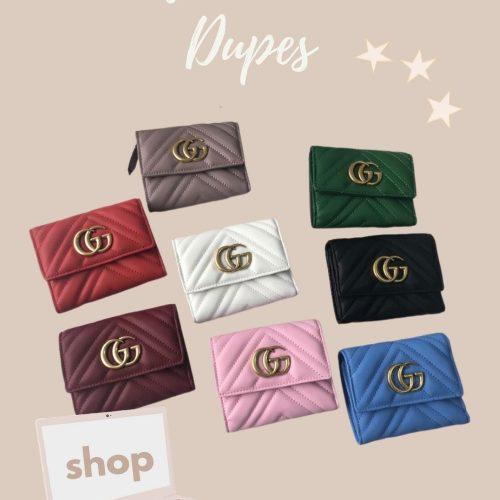 Designer Wallet Dupes