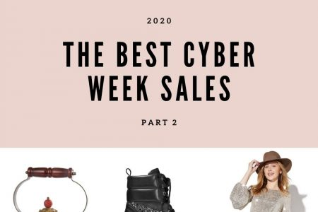 The Best Cyber Week Sales Part 2 by Jessica Linn