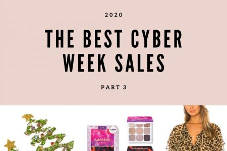 The Best Cyber Week Deals Part 3 | Linn Style by Jessica Linn