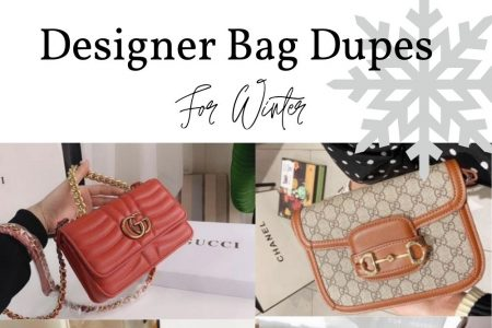Designer Bag Dupes For Winter by Jessica Linn