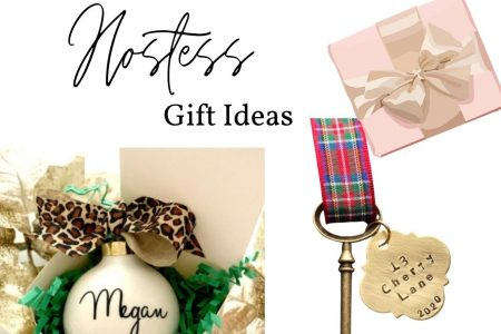 5 Thoughtful Hostess Gifts Under $50 by Jessica Linn